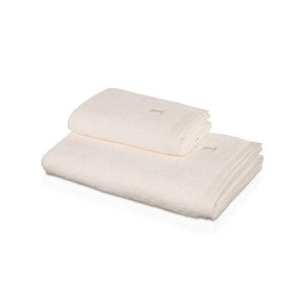 Möve Håndklæde i frotté - Superwuschel - Ivory / Creme - 4 størrelser