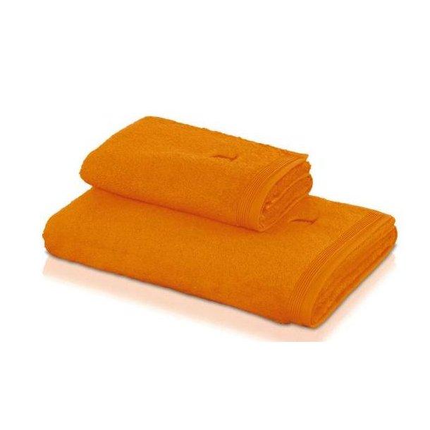 Möve Håndklæde i frotté - Superwuschel - Safron - 4 størrelser
