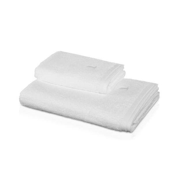 Möve Håndklæde i frotté - Superwuschel - Hvid - 4 størrelser