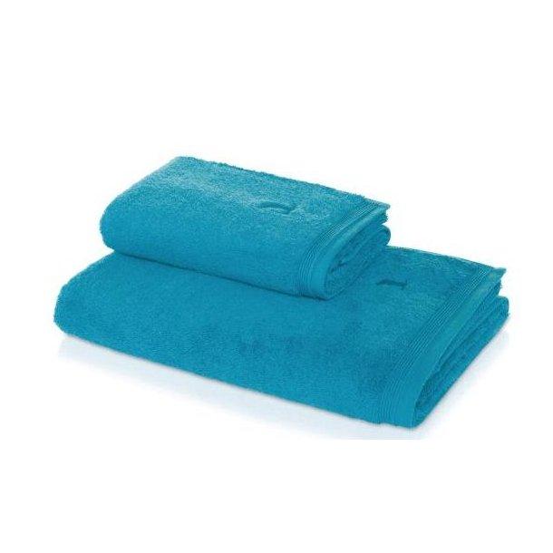 Möve frotté håndklæde - Superwuschel - Turkis - 4 størrelser
