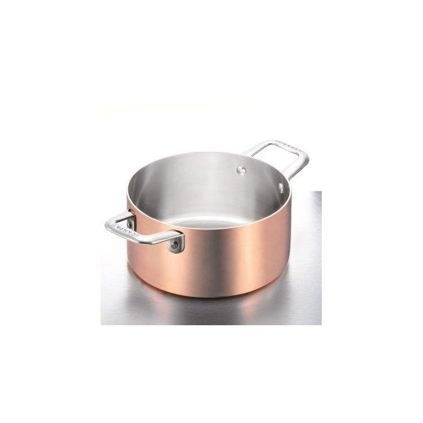 Scanpan Maitre D' kobber Gryde - 1,5 liter / 16cm