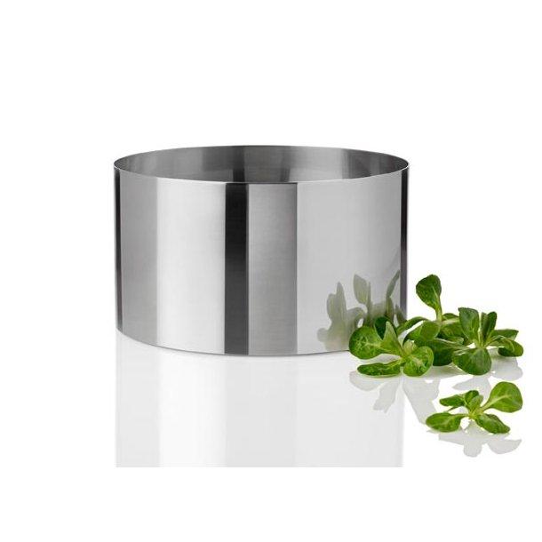 Stelton AJ Salatskål i rustfri stål - 24 cm - CylindaLine