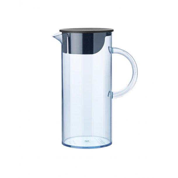 Stelton EM vandkande / juicekande med låg - 1,5 liter - blå