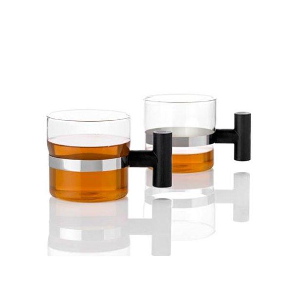 Stelton T-kop, sæt med 2 kopper