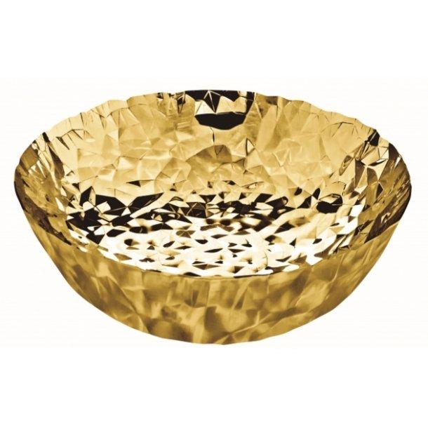 Alessi Centerpiece Joy No. 11 Skål Ø 20cm - guldbelagt