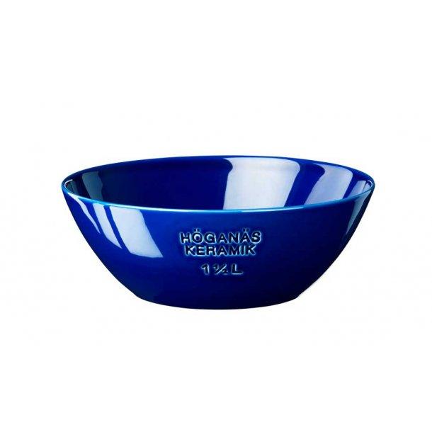 Höganäs Serveringsskål i keramik - 1,5 liter - mange farver