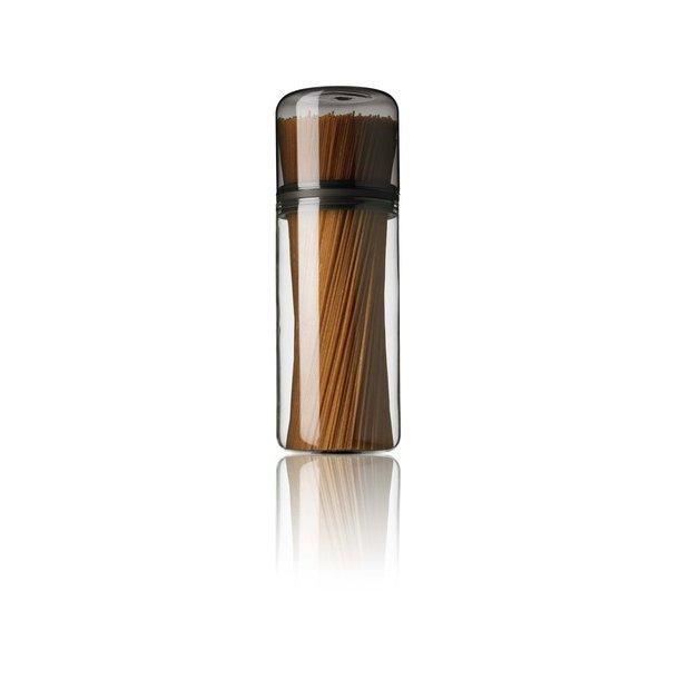 Menu Juuri / Viitri opbevaringsglas - 27cm smoke