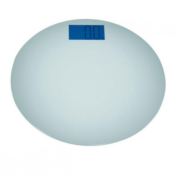 Spirella Bowl Badevægt rund - 33 cm - hvid
