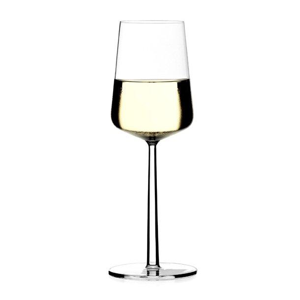 iittala Essence Hvidvinsglas - 33 cl - 2 stk i æske