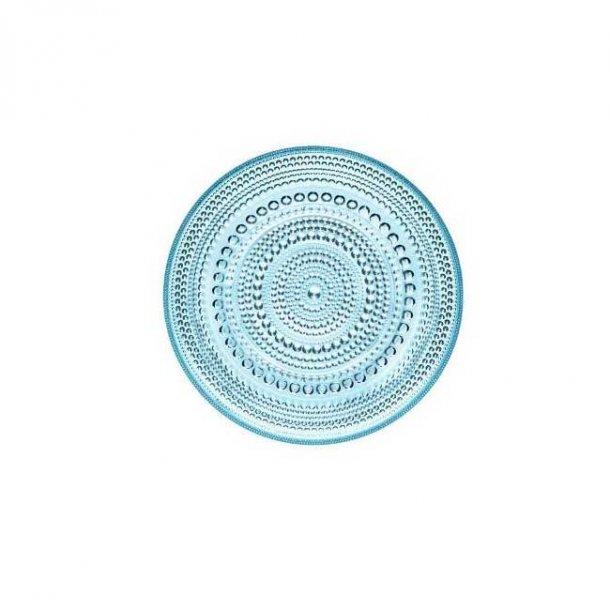 Kastehelmi Glastallerken 17 cm - flere farver