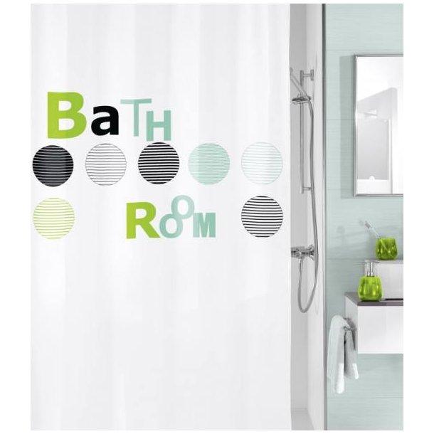 Kleine Wolke Bathroom Badeforhæng 180 x 200 cm