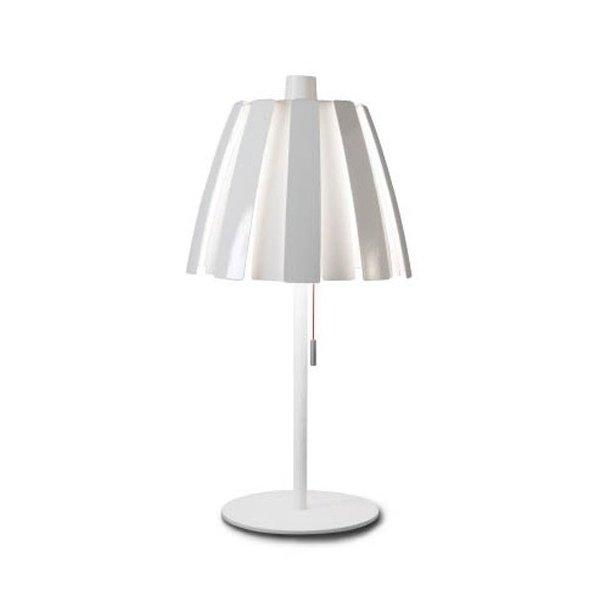 ShapingYourDay VIA Bordlampe - hvid