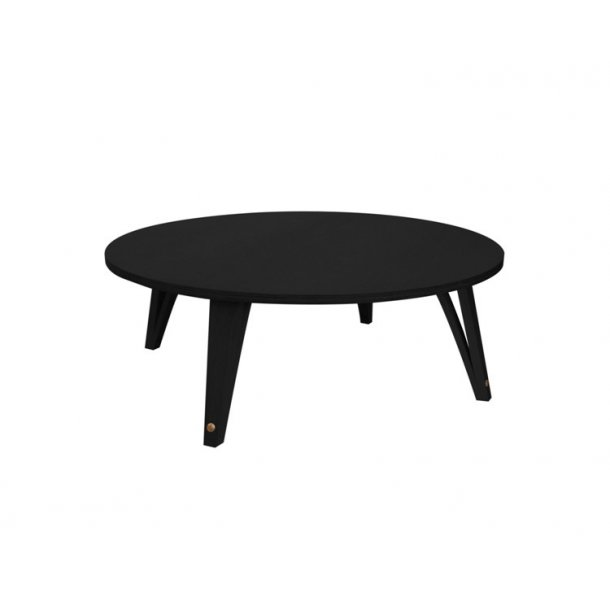 ShapingYourDay Viggo Lounge Table Ø100 cm - sort