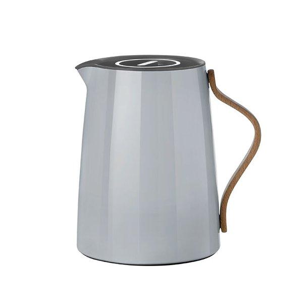 Stelton Emma Te-termokande 1,0 liter med smartfilter - grå