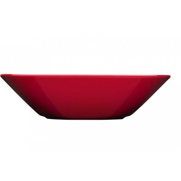 Teema tallerken dyb, 21 cm - flere farver