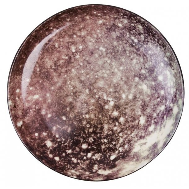 Seletti Cosmic Diner sidetallerken Calisto 16,5 cm