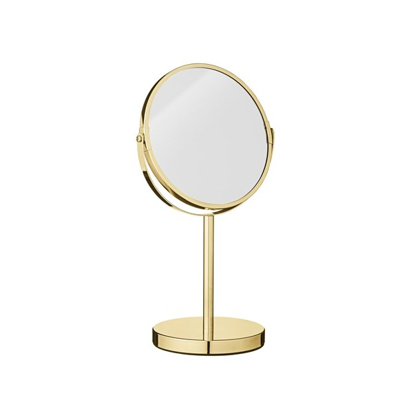 Bloomingville MakeUp Spejl Mirror Gold