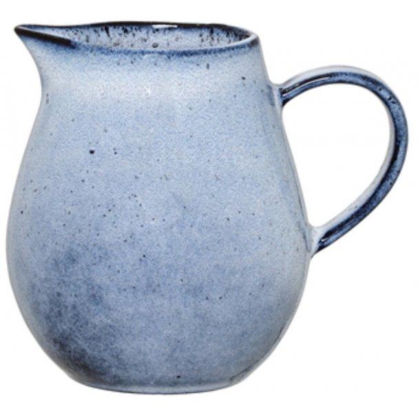 Bloomingville Sandrine Mælkekande, stentøj - blå