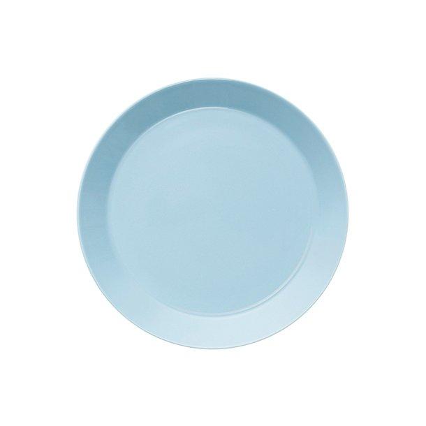 Teema tallerken, flad, 26 cm - flere farver
