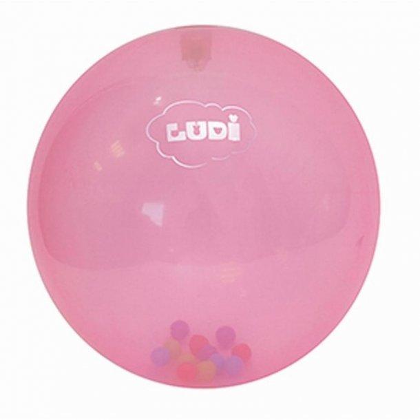 Ludi Sansebold Ø21cm - Pink
