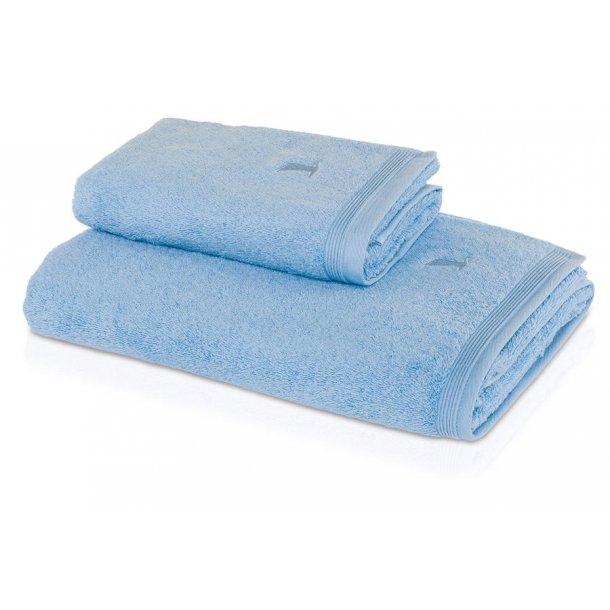 Möve frotté håndklæde - Superwuschel - Aquamarin - 4 størrelser