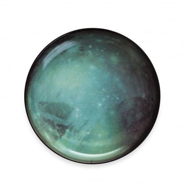 Seletti Cosmic Diner middagstallerken Pluto 26cm