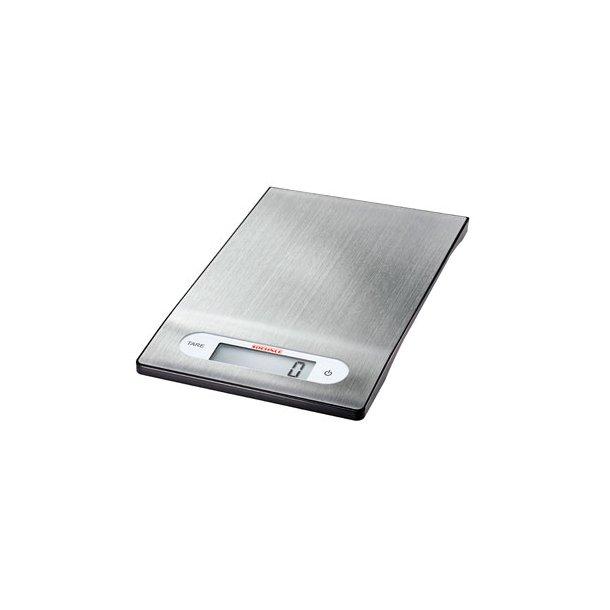 Soehnle Shiny Steel Leifheit Køkkenvægt, elektronisk - op til 5 kg