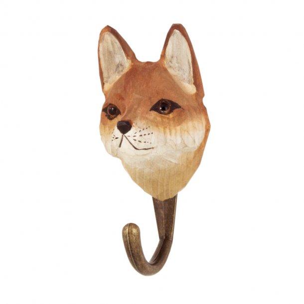 Wildlife Garden Rød ræv, Håndlavet krog / knage