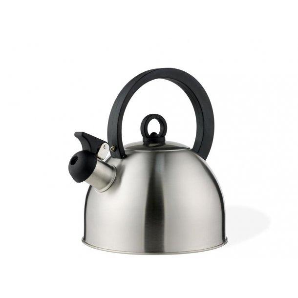 Funktion Kedel i rustfri 18/8 stål 2,0 liter med sort håndtag