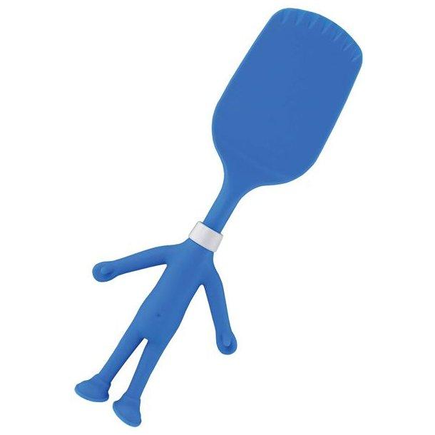 HeadChefs Spadel i silikone, blå