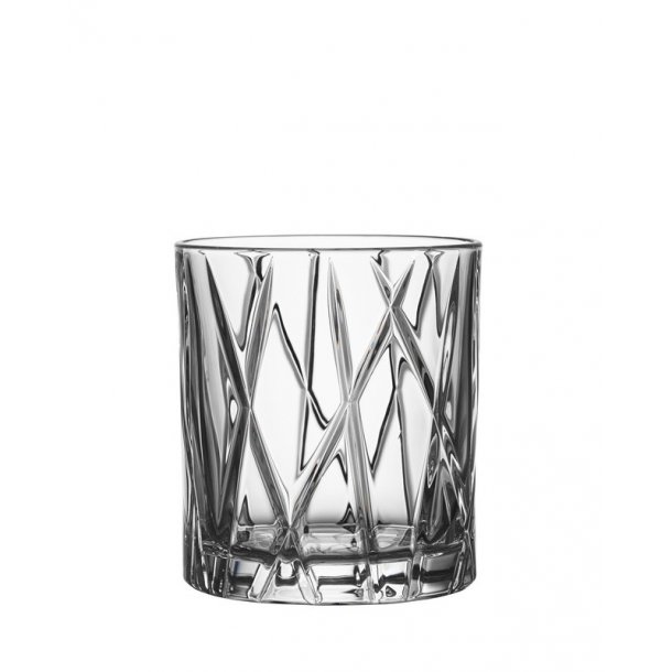 Orrefors City Old Fashioned Whiskyglas - 4 stk.