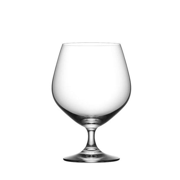 Orrefors Cognac Prestige krystal - 4stk