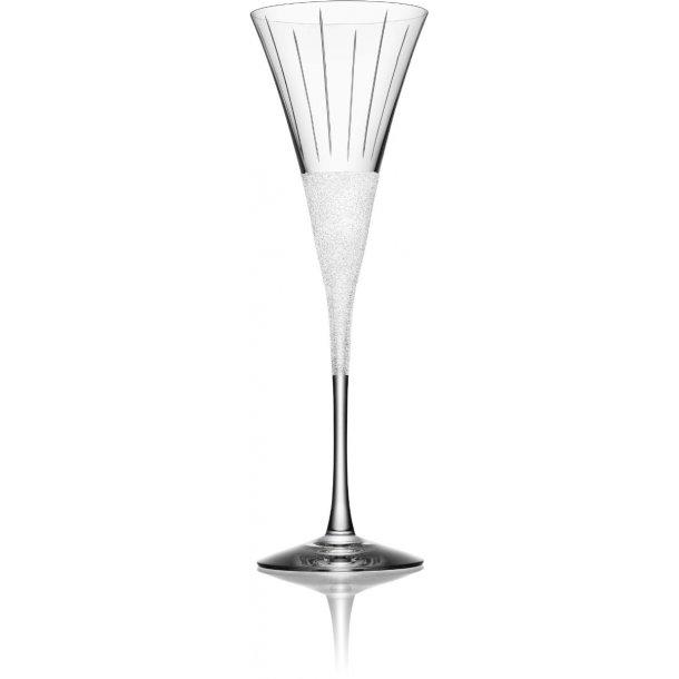 Orrefors Divine Champagneglas 12cl - 2 stk.