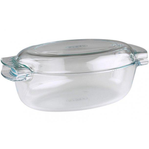 Pyrex Stegeso / Kyllingegryde 4,5 liter