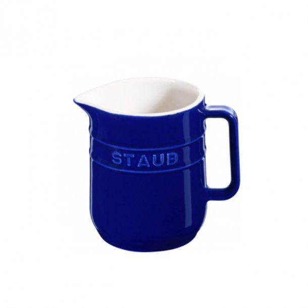 Staub Kande i keramik - 0,25liter - blå
