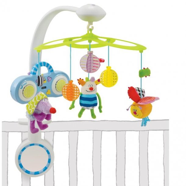 Taf Toys Musikuro, MP3, 16 melodier