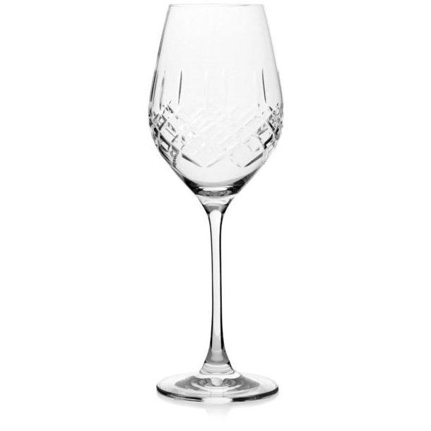 Erik Bagger XO hvidvinsglas i krystal 36cl - 2 stk.