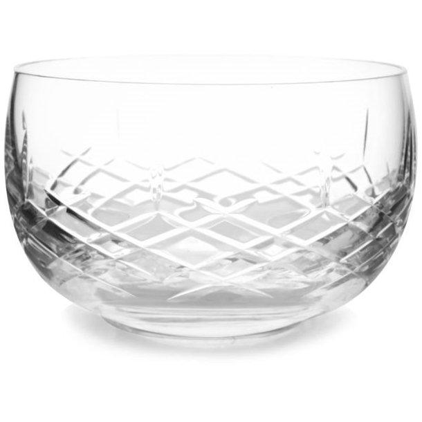 Erik Bagger XO skål i krystal 12cm