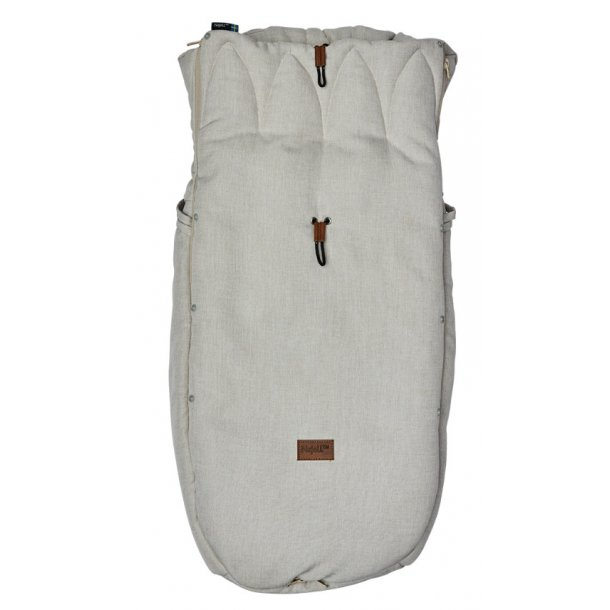 SleepCarrier FootMuff Wintercover til babylift by Najell - 3 farver