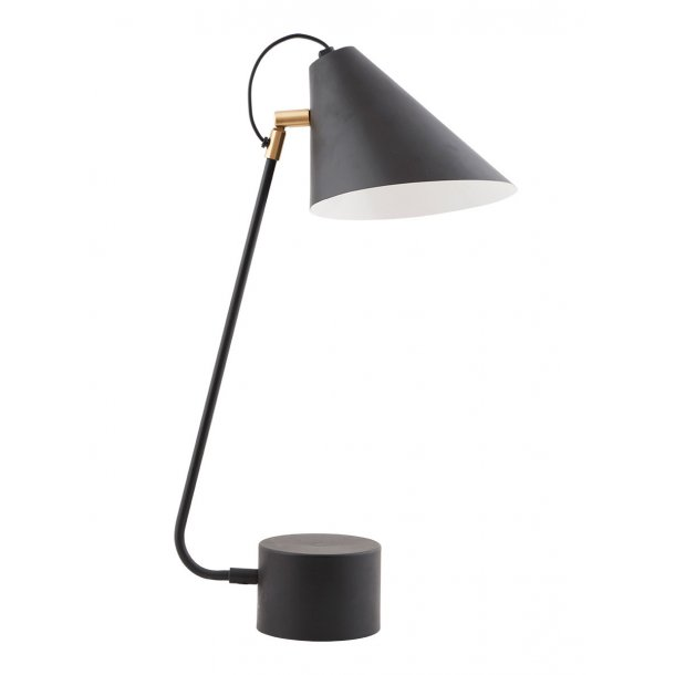 House Doctor Club bordlampe 54cm - sort