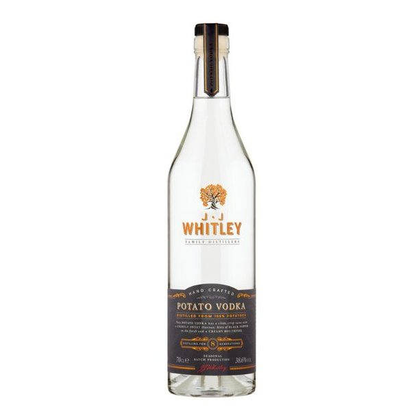 J.J. Whitley Potato Vodka 40% vol. 70cl