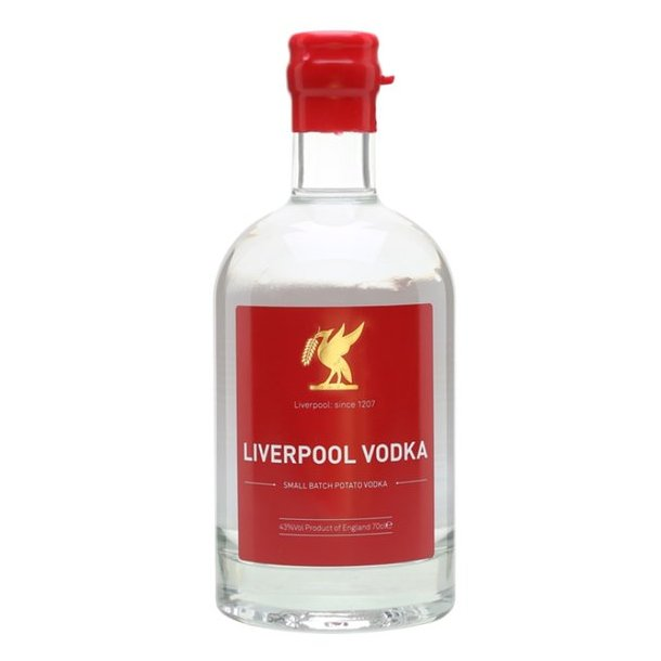 Liverpool Organic Vodka