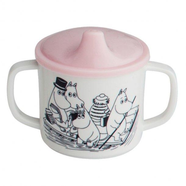 RättStart Mumi kop med spildfri tud, 180 ml. - flere farver