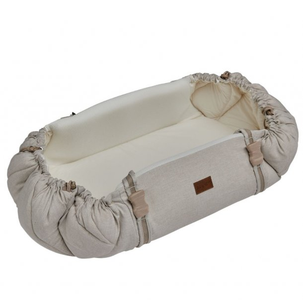 SleepCarrier by Najell original babylift Air mesh - Sandy Beige